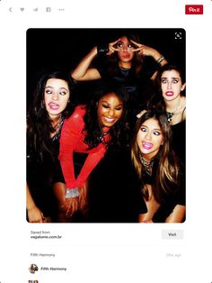 Let's do it silly face! Lets Do It, Let It Be, Silly Faces, Fifth Harmony, Polaroid Film, Wonder Woman, Superhero, Movies, Movie Posters