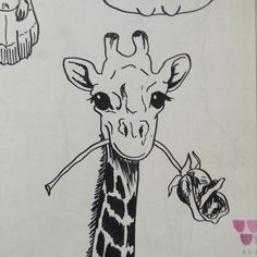 Giraffe #3