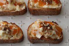 「干し柿バター」でアペリティフ|平野由希子のおつまみレシピ|Blog|madame FIGARO.jp(フィガロジャポン)