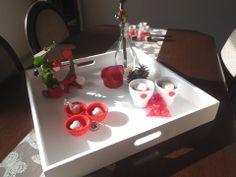 Dienblad voorbeeld mijn lente decoraties pinterest - Voorbeeld van decoratie ...