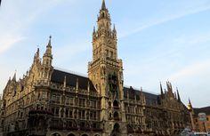 Munich.- Ayuntamiento