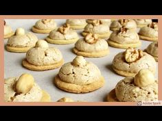 Christmas Cookies, Stuffed Mushrooms, Muffin, Food And Drink, Favorite Recipes, Vegetables, Breakfast, Desserts, Youtube