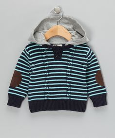 Freddy Mine Seaport Navy Stripe Knit Sweater   Daily deals for moms, babies and kids
