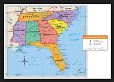 9 best Southeast Region (Social Studies) images on Pinterest ...