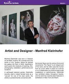 manfred-kielnhofercontemporaryartmodernartssculpturearticlefromeyesinmagazine by Manfred Kielnhofer contemporary art design antiques via Slideshare