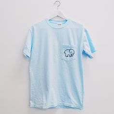 Printed on a super soft, 100% cotton, comfort colored unisex tee, this top is not only comfortable, but also has a great fit!Perfect for all elephant lovers, th