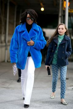 Неделя моды в Нью-Йорке F/W 2015: street style. Часть 4, Buro 24/7