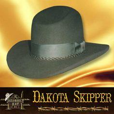 4a71d47bdaa3b  20 Dakota Skipper. Jaxonbilt Hats