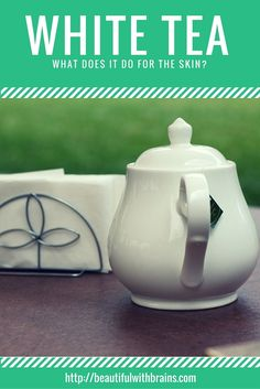 White tea is a powerful antioxidant that can help fight premature aging. So, is green tea. Which of the two is better, and which one should you use? Click through to find out. via @giorgiabwb