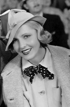 1935:  Jean Arthur in Party Wire