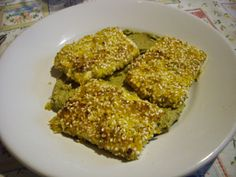 tofu impanato