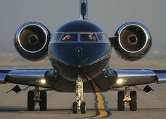 New Bombardier Jet