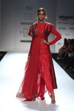 Kiran Uttam Ghosh AIFW A/W 16