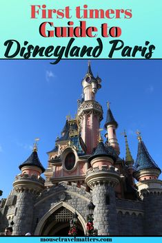 A complete guide to Disneyland Paris! You must read this before you go. With information about where to eat, where to stay and how to book the best trip, you must check it out now! Disney Tips, Disney Parks, Walt Disney World, Disneyland Paris Rides, Paris Tips, Disney Vacations, Disney Travel, Travel With Kids, Family Travel