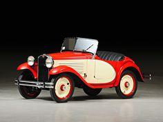 1932 American Austin Roadster.