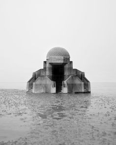 Observatoire by Noémie Goudal The series was inspired by the indian astronomical observatories by Maharajah Jai Singh II in Jaipur and Delhi.