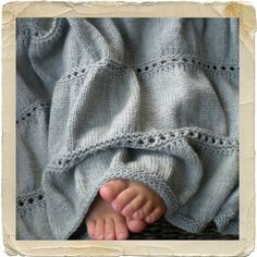 Love this baby blanket! :)
