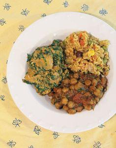 Vegan Indian Buffet