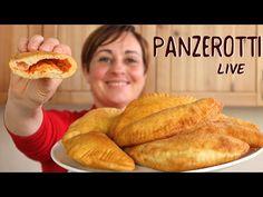Panzerotti Recipe, Italian Calzone, Beef Dishes, Antipasto, Relleno, Soul Food, Hot Dog Buns, Food Hacks, I Foods