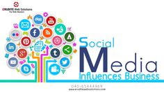 Social Media :- Influences Business more info-> http://www.eruditewebsolutions.com/services.php #SocialMedia #InfluencesBusiness #SearchEngineMarketing #Seoservices