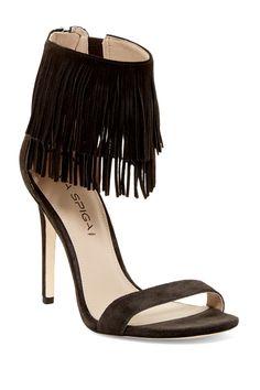 Tabia Fringe Sandal