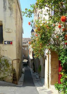 Pézenas, ruelles  by brigeham34, via Flickr