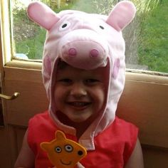 World book day..peppa pig in our house #worldbookday