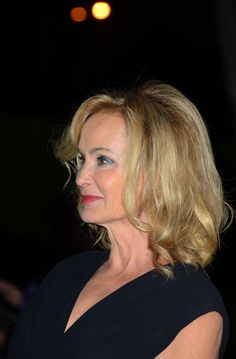 Jessica Lange at the Premiere Screening of FX's 'American Horror Story: Asylum' at the Paramount Theatre on October 13, 2012 in Hollywood, California.