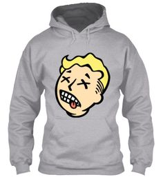 Unisex Hoodie: Fallout-4 X.x