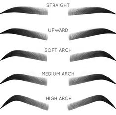 Microblading v. Ombre Powder Brows- Microblading v. Ombre Powder Brows Microblading v. Eye Makeup, Eyebrow Makeup Tips, Makeup Blog, Makeup List, Makeup Products, Eyebrow Products, Permanent Makeup Eyebrows, Straight Brows, Eyebrow Game