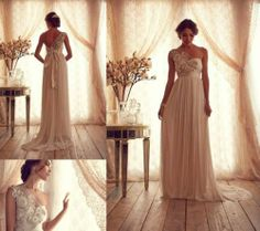 Noble Sexy Custom One-Shoulder Bridal Gowns Beaded Long Mermaid Wedding Dresses
