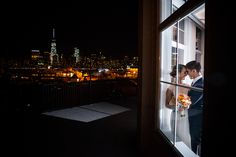 Bōm Photography – New York New Jersey Wedding Photographer | Tiff and Moses: #Maritime Parc #Wedding #freedomtower