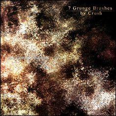 Grunge Texture Set 13 - Download  Photoshop brush http://www.123freebrushes.com/grunge-texture-set-13/ , Published in #GrungeSplatter. More Free Grunge & Splatter Brushes, http://www.123freebrushes.com/free-brushes/grunge-splatter/ | #123freebrushes
