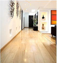 Pisos de madera - Deco Centro by Maderas 3 C