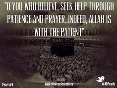 Words of Wisdom #40Pearls #Ramadan2013 #wowconference Pearl #6