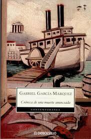 Crónica de una muerte anunciada, Gabriel García Márquez (1981)