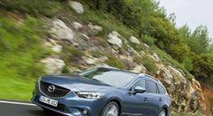Test Mazda 6 MY 2013 : De rijzende zon ontwaakt