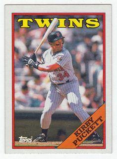 13 Best Kirby Puckett Images In 2013 Minnesota Twins Baseball