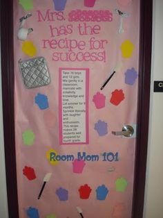 Door Cover for Teacher Appreciation