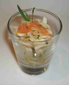 Fenchel-Grapefruit-Salat