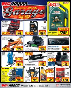 Repco Catalogue 12 - 25 November 2015 - http://olcatalogue.com/repco/repco-catalogue.html