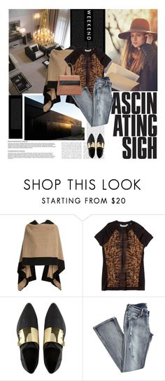 """""""08/11/2015"""" by ella-1 ❤ liked on Polyvore featuring Versace, All Tomorrow's Parties, Burberry, Reed Krakoff, ASOS and Givenchy"""
