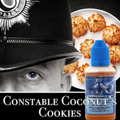 Mt Baker Vapor - Electronic Cigarettes - Constable Coconut's Cookies E Liquid, $1.88 (https://www.mtbakervapor.com/coupon-code-products/constable-coconuts-cookies-e-liquid/)