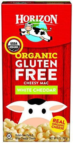 Horizon Organic Mac Cheese Macaroni and White Cheddar 6 Ounce Pack of 12 * Read more  at the image link. #Cheeserecipe