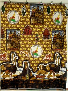 Cameroon Tourism Fancy Print by Tomathon, via Flickr