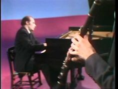 Glenn Gould - Claude Debussy, Premiere Rhapsodie For Clarinet And Piano [ 1973 ]