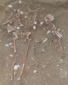 Localizado un enterramiento almohade en un palacio de Valencia