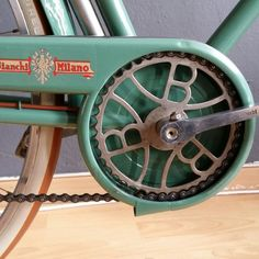 Vintage speed bicycles