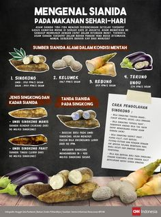 Mengenal Sianida pada Makanan Sehari-hari Source by bronxcoz Healthy Menu, Healthy Habits, Healthy Tips, Health And Nutrition, Health And Wellness, Health Fitness, Food Clipart, Food Science, Food Safety