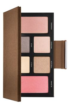 Laura Mercier Enlightenment Eye & Cheek Palette. Luv this palette, the shade selection is great and so complimentary, I love Laura Mercier.